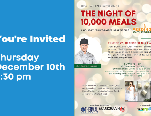 A Special Invitation to a Night of 10,000 Meals